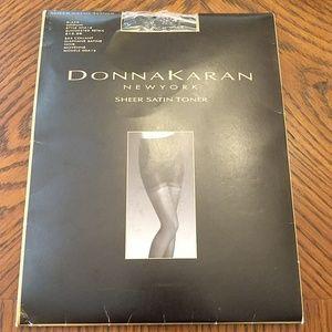 Donna Karan NY Sheer Satin Toner pantyhose
